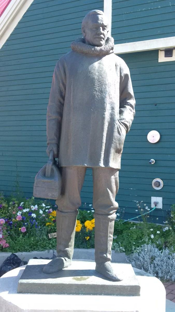 Happy 150th Birthday Sir Dr Wilfred Grenfell A True
