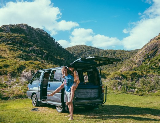 buying a campervan in auckland new zealand