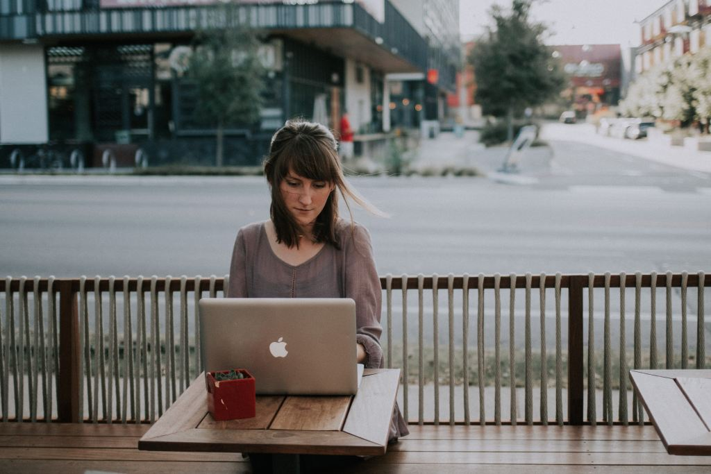 working remotely good for health