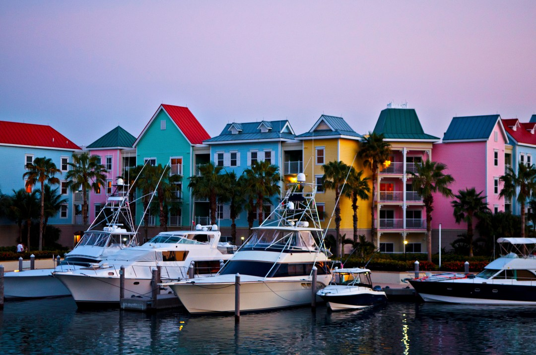 Visit the Bahamas on a budget