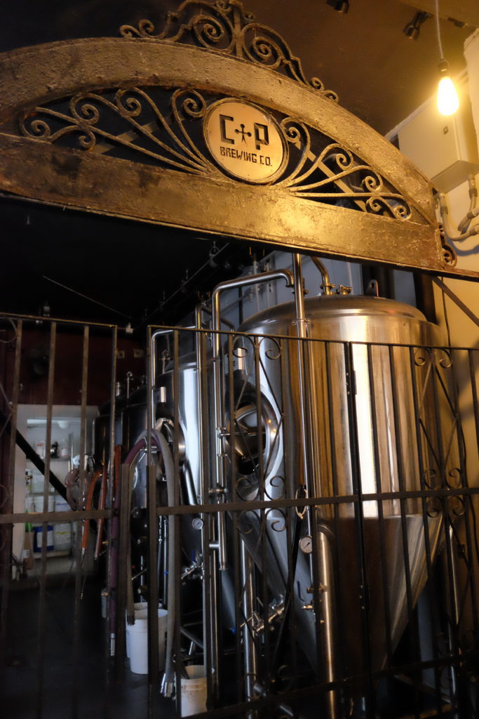crime and punishment brewery