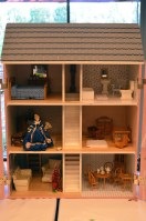 """Antique Dollhouse"" submitted by Susan Larson"