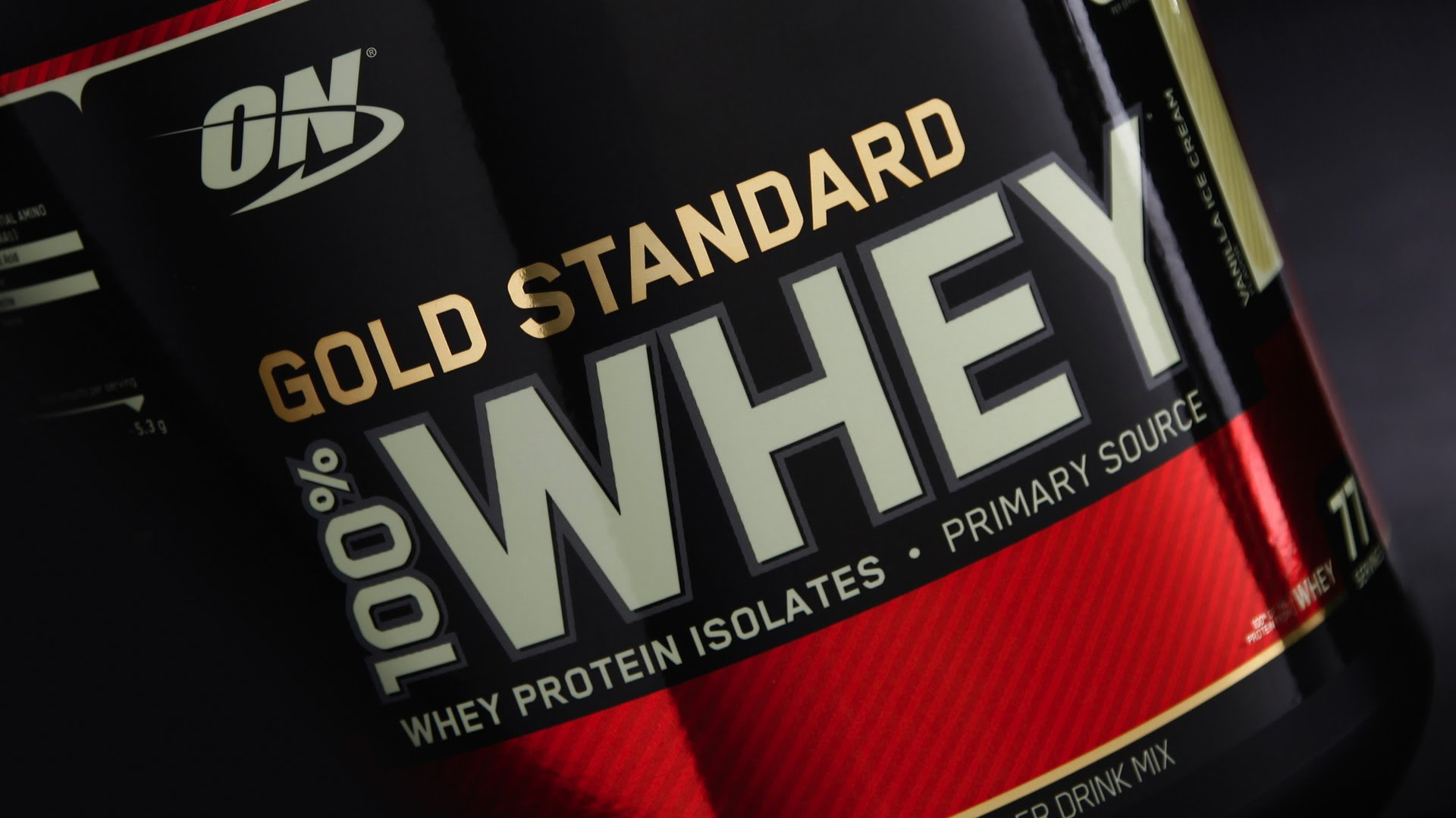 fitness supplements gold standard