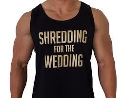 shredding for wedding guy