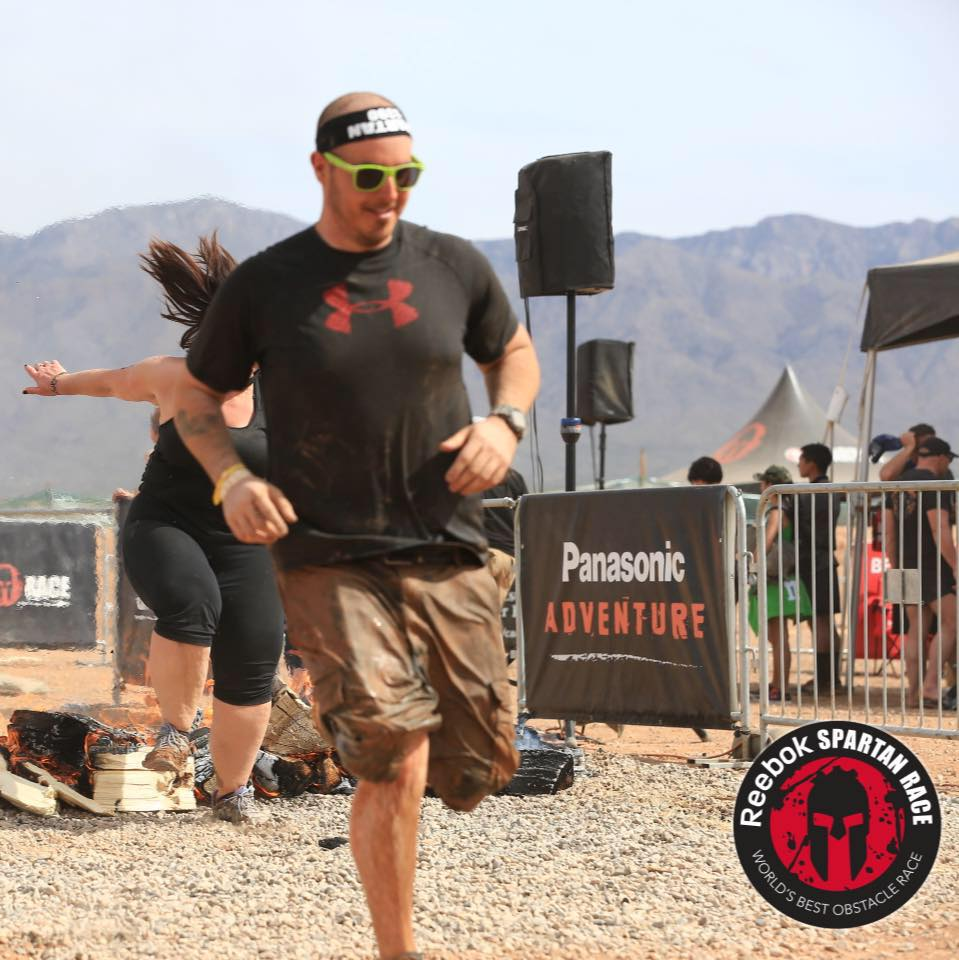 Obstacle course racing las vegas