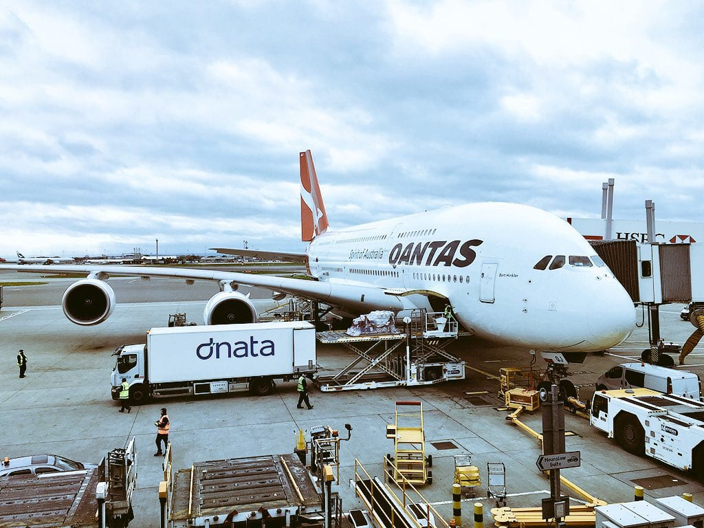 Qantas Airbus A380 800 Reviews
