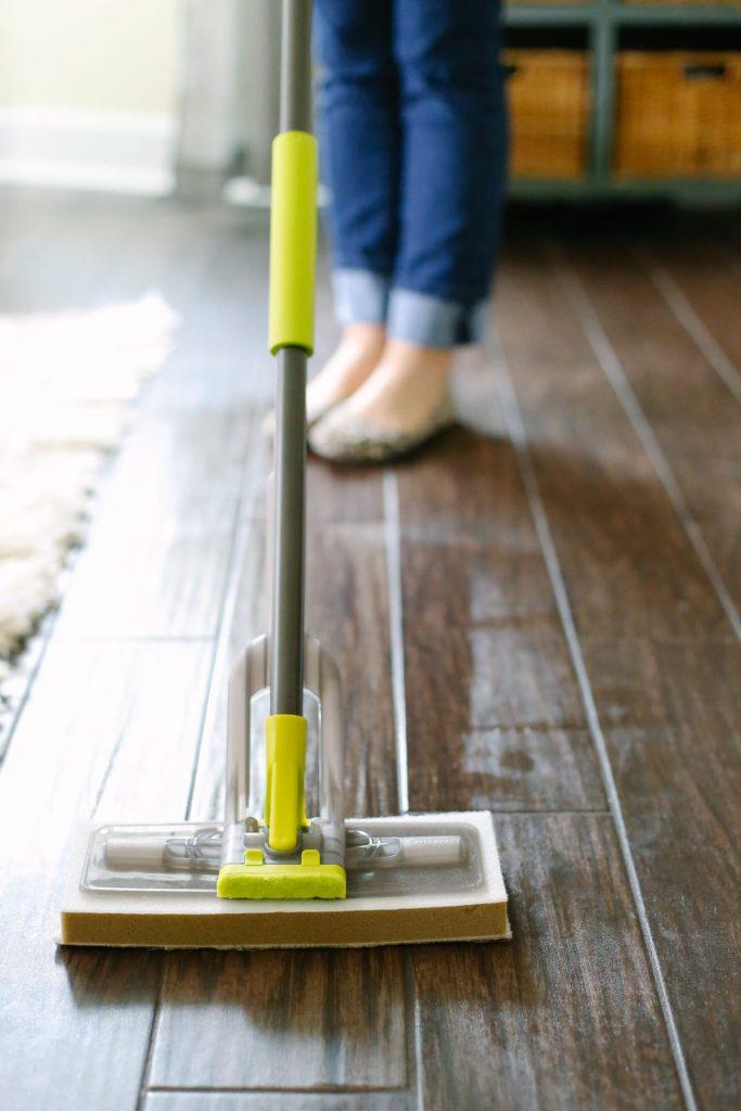 How to Make Homemade Floor Cleaner VinegarBased  Live