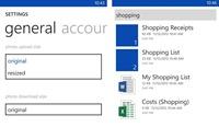 SkyDrive 客户端已支持选择性同步,移动应用更新