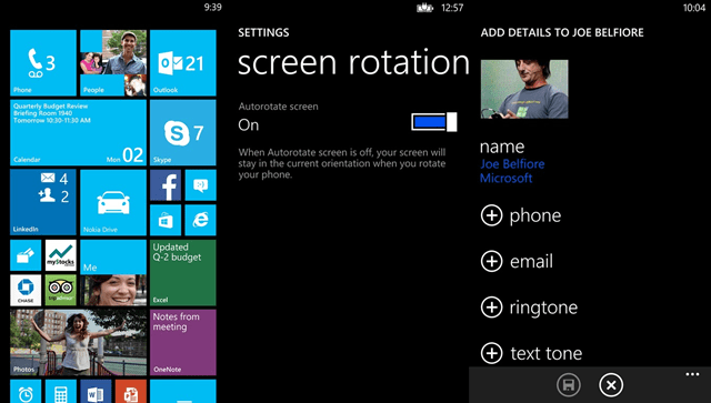 微软宣布 Windows Phone 8 GDR3(Update 3)