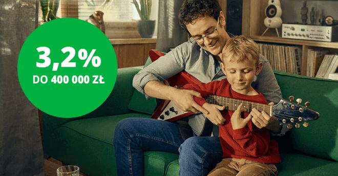 3,2% do 400 tys. zł na koncie oszczędnościowym w Getin Banku