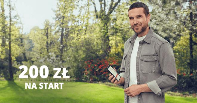 200 zł premii na start za założenie Konta w Santander Bank Polska