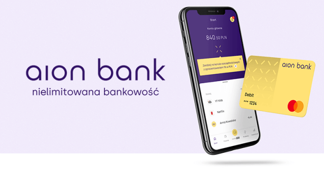 Rusza Aion Bank Polska