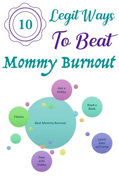 Beat Mommy Burnout