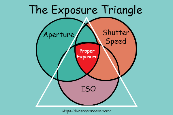 The Exposure Triangle in DSLR Photography