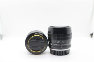 Photos of two Lensbaby DSLR camera lenses