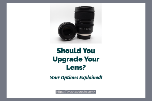 Should you upgrade your lens? Images of a canon and tamron prime lens