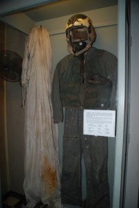 John McCain's flight suit!