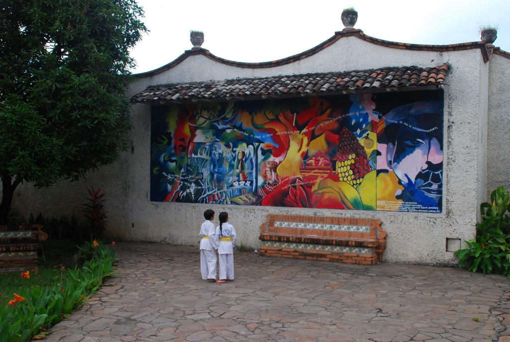 Nicaragua's Karate Kids