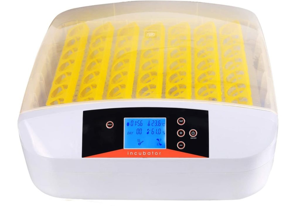 OppsDecor Intelligent 56 Digital Egg Incubator