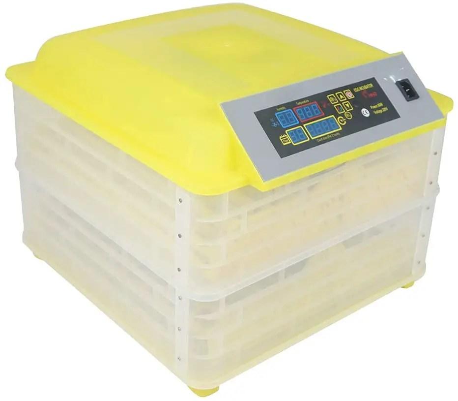 SHKY 96 Digital Fully Automatic Egg Incubator