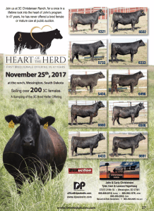 Heart of the Herd @ 3C Christensen Ranch | Wessington | South Dakota | United States