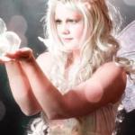 Winter Fairy Contact Juggler