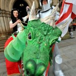 St George & The Dragon – Medieval Characters