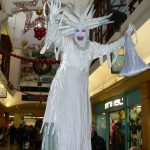 Acrobatic Elves and the Snow Queen