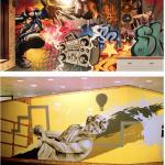 Live Art & Graffiti