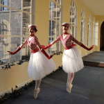 Christmas Ballerinas
