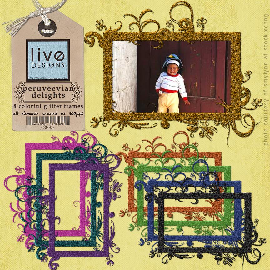 LivEdesigns PeruveevianDelights