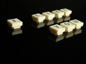 Scrabble by GiniMiniGistockxnchg