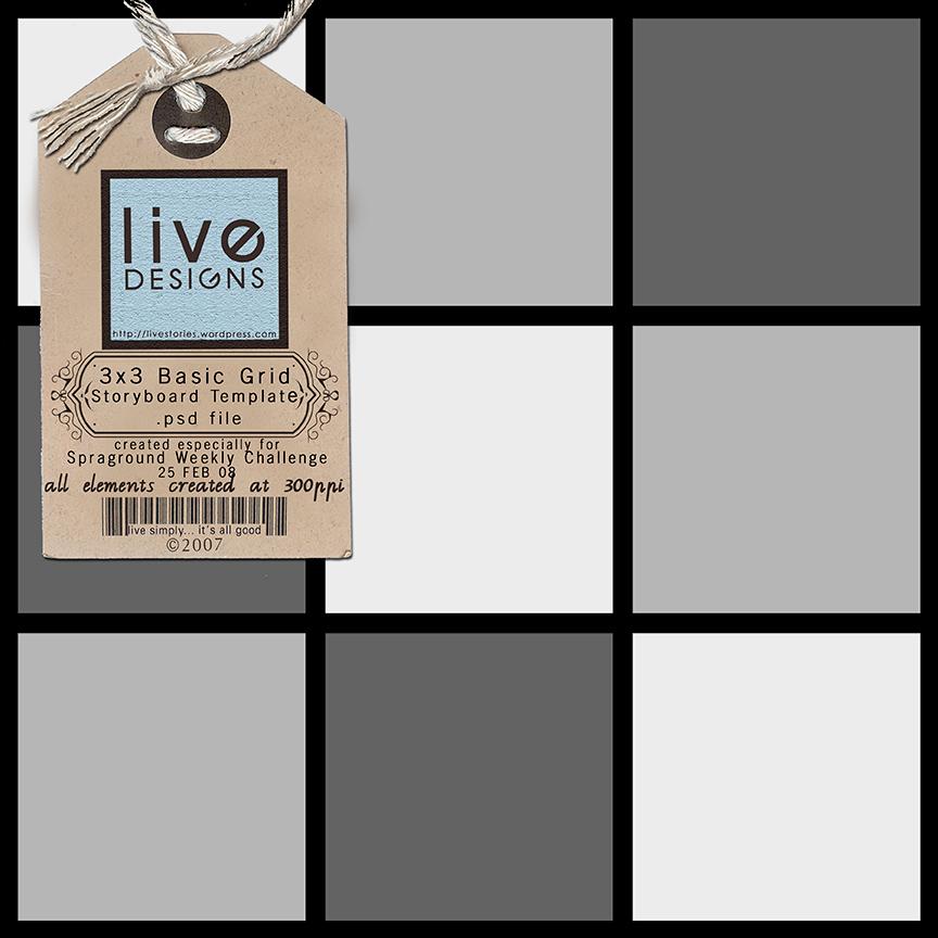 LivEdesigns Spraground Challenge Feb25Template