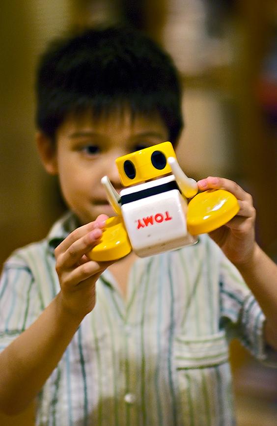 Wall-E, Version 2