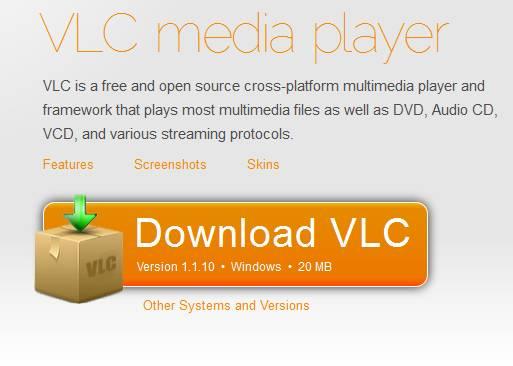 VLC player - Inštalácia a návod