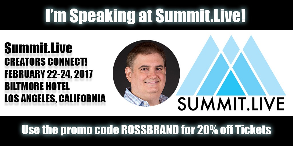 Ross Brand Summit Live Wide