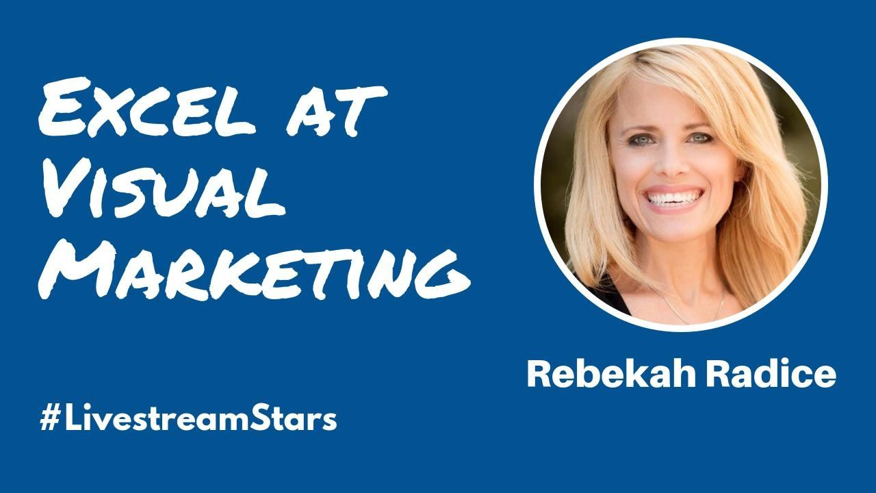 Rebekah Radice Livestream Stars Featured
