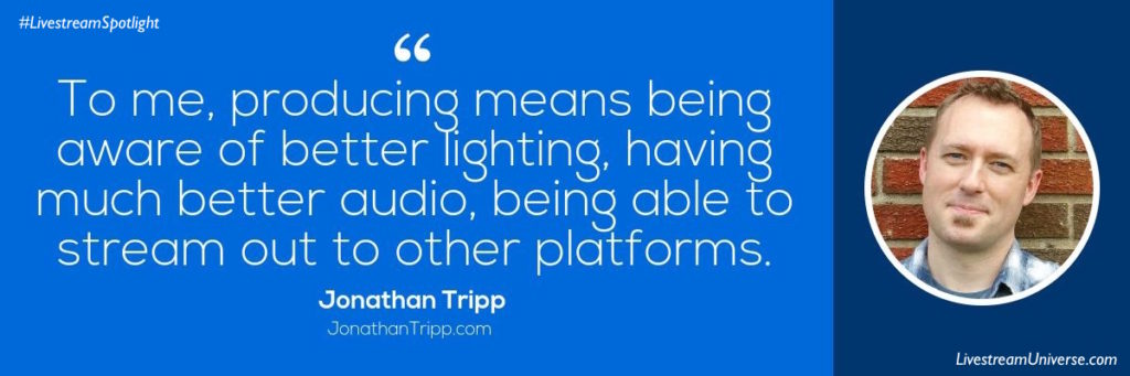 Jonathan Tripp Quote video production