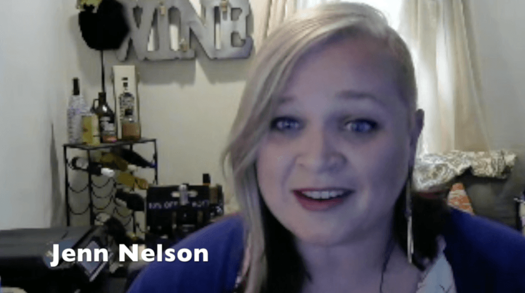 Livestream Universe Spotlight Jenn Nelson Wine Antics