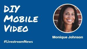 Monique Johnson Youtube Livestream Universe
