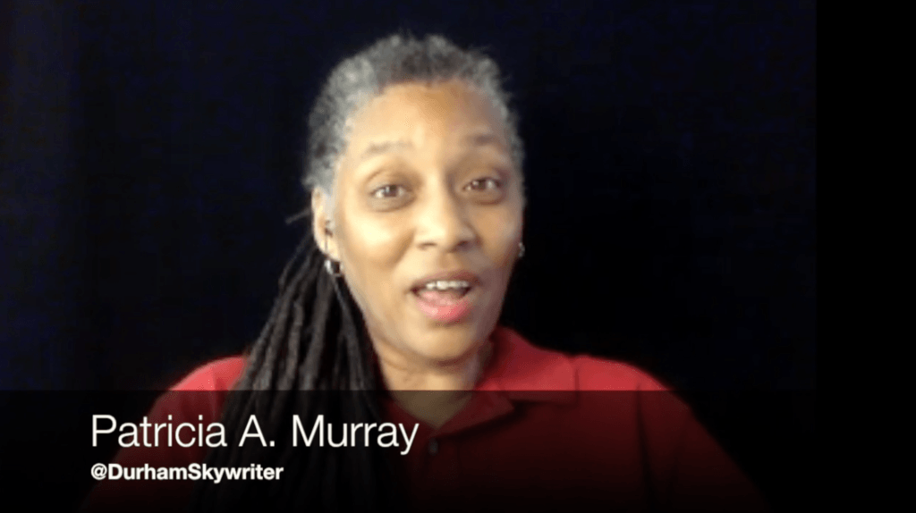 Patricia A Murray Livestream Universe Spotlight