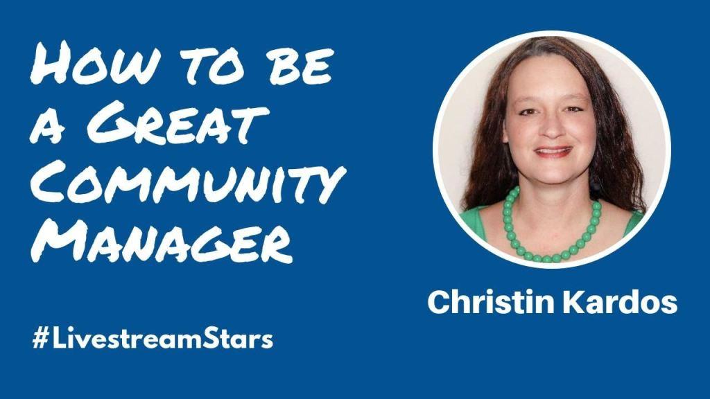 Christin Kardos Livestream Universe Stars