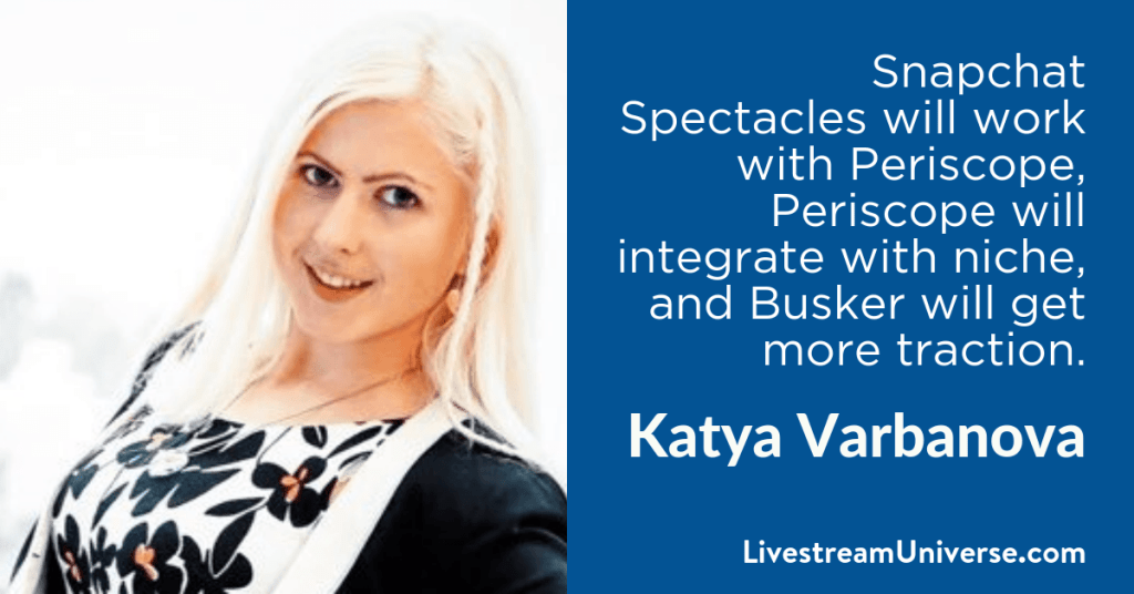 Katya Varbanova 2017 Predictions Livestream Universe