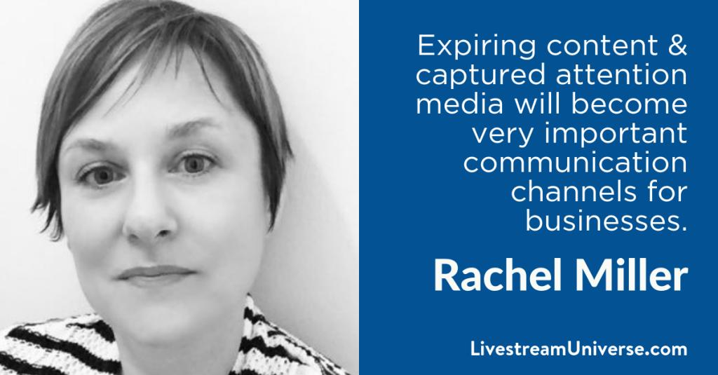 Rachel Miller 2017 Prediction Livestream Universe