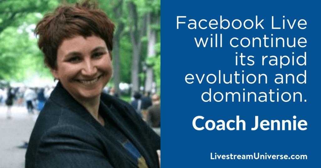 Coach Jennie 2017 Prediction Livestream Universe