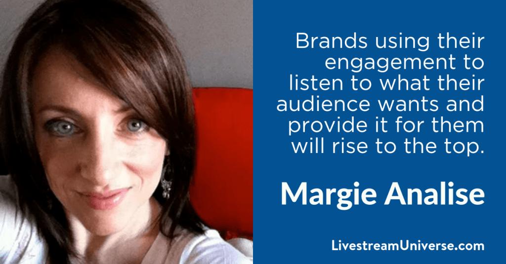 Margie Analise 2017 Prediction Livestream Universe