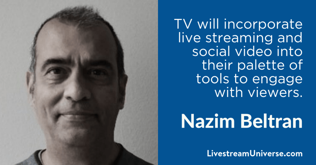 Nazim Beltran 2017 Prediction Livestream Universe