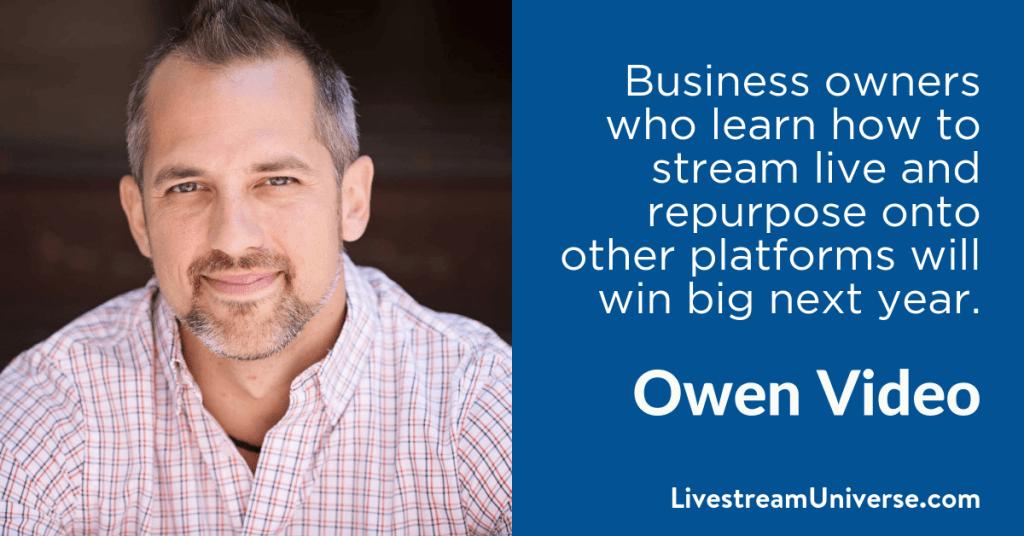 Owen Video 2017 Prediction Livestream Universe
