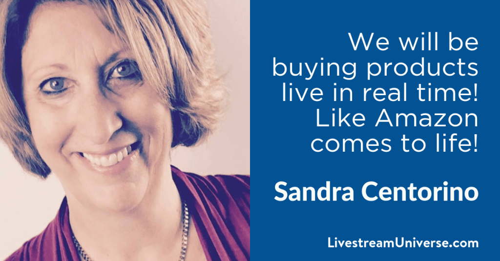 Sandra Centorino 2017 Prediction Livestream Universe
