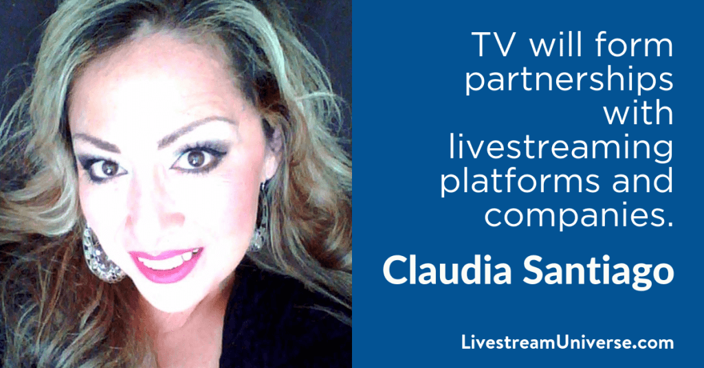 Claudia Santiago 2017 Prediction Livestream Universe
